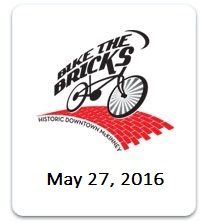BIKE THE BRICKS - MAY 22, 2015